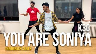 K3G - You Are My Soniya | Rohit Gijare Choreography | Dance | Hritik Roshan, Kareena Kapoor