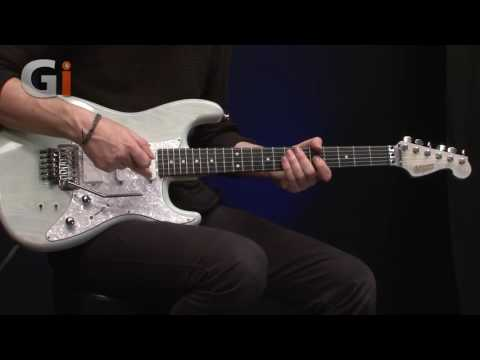John McGuire Valley Pro guitar review by Michael Casswell