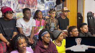 Africans show their friends (Newbies)  BTS (방탄소년단) - Answer:…