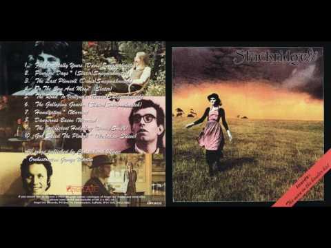 Stackridge - The Man In The Bowler Hat 1974 (Full Album)