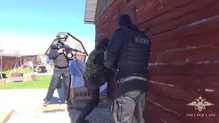 Задержаны подозреваемые в совершении серии краж на сумму более пяти миллионов рублей