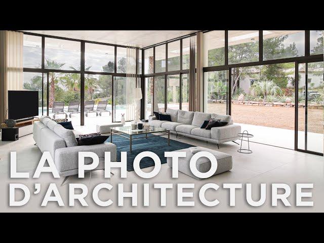 📸 PHOTO D'ARCHITECTURE / D'INTÉRIEUR  le petit GUIDE pour COMMENCER