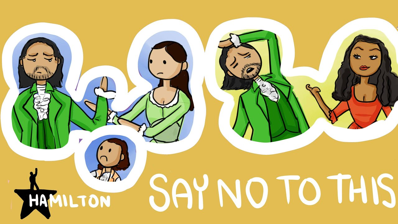 how to say no to family