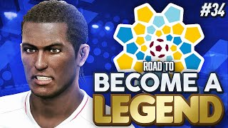 """ROAD TO BECOME A LEGEND! PES 2019 #34 """"TIME FOR THE WORLD CUP 2022!"""""""