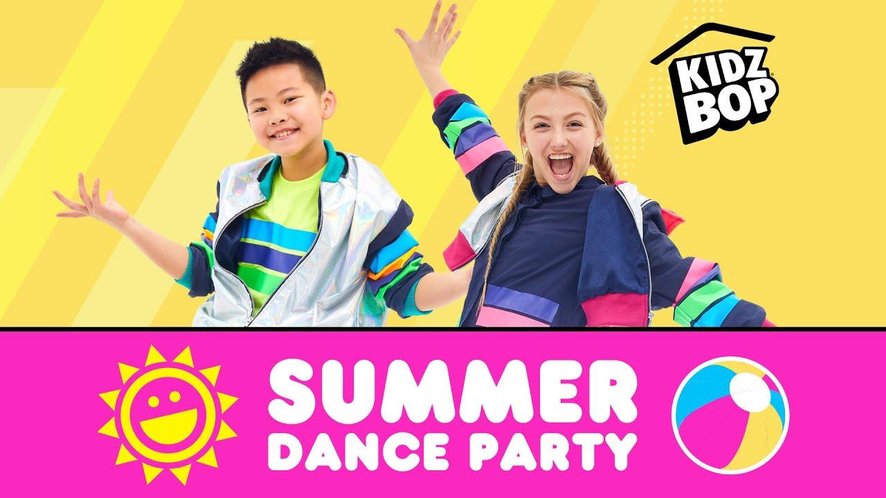🔴KIDZ BOP Summer Dance Party!