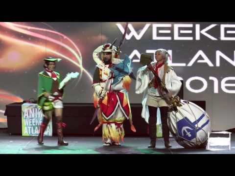 AWA 2016 Cosplay Contest