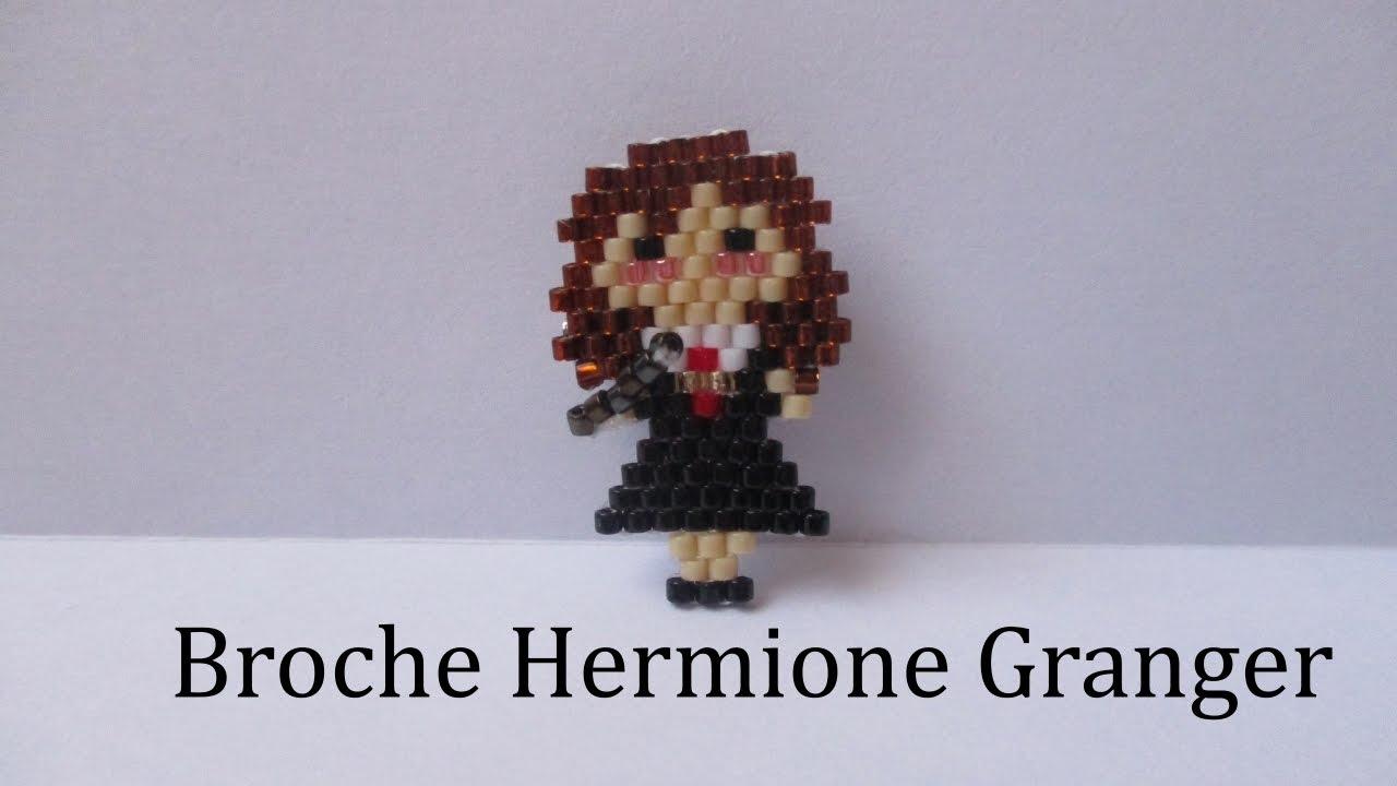 Super Broche Hermione [Tuto Miyuki] - YouTube WS93