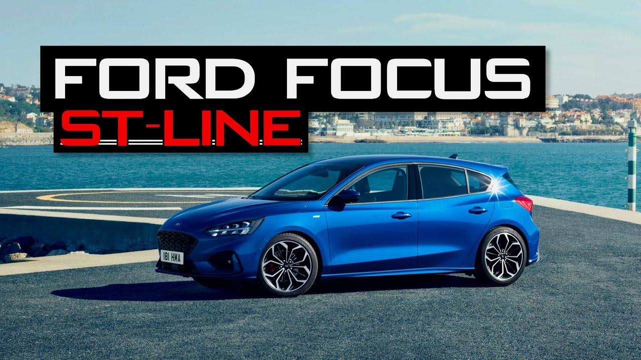 2020 Ford Focus 1 0 St Line Review Still The Best Hatchback Inside Lane Youtube