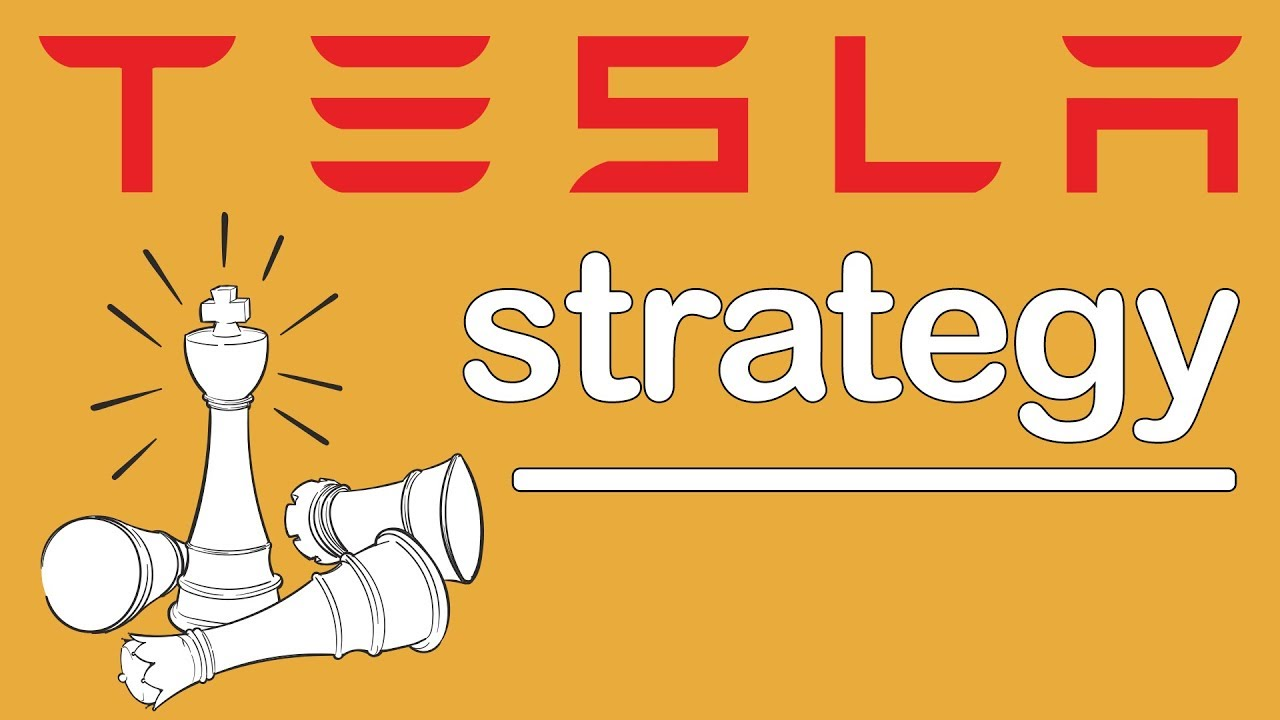 Tesla's Strategy in 2019 - A comprehensive overview
