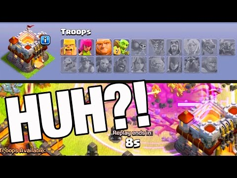 Thumbnail: 5000 Trophies, With JUST GOBLINS! Clash of Clans Legendary Player!