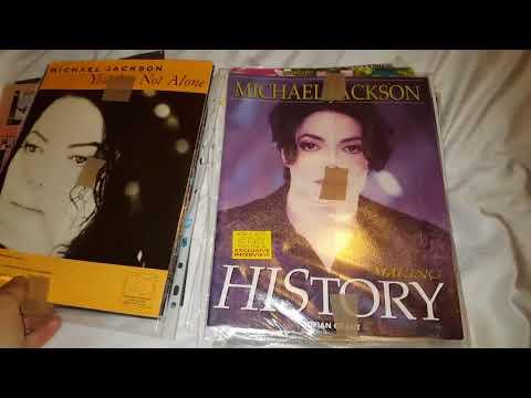 Michael Jackson Collection - Magazines & Figures