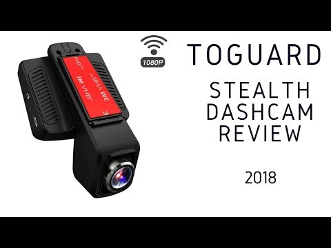 TOGUARD Dash Cam - WiFi Full HD- Stealth - Review 2018