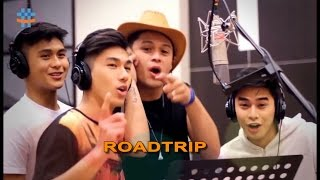 HASHTAGS | ROAD TRIP / with Lyrics MV✨🎤🎶