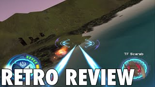 Star Wars: Jedi Starfighter Retro Review