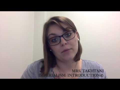 NYS Global Regents Prep Website: Imperialism - Introduction