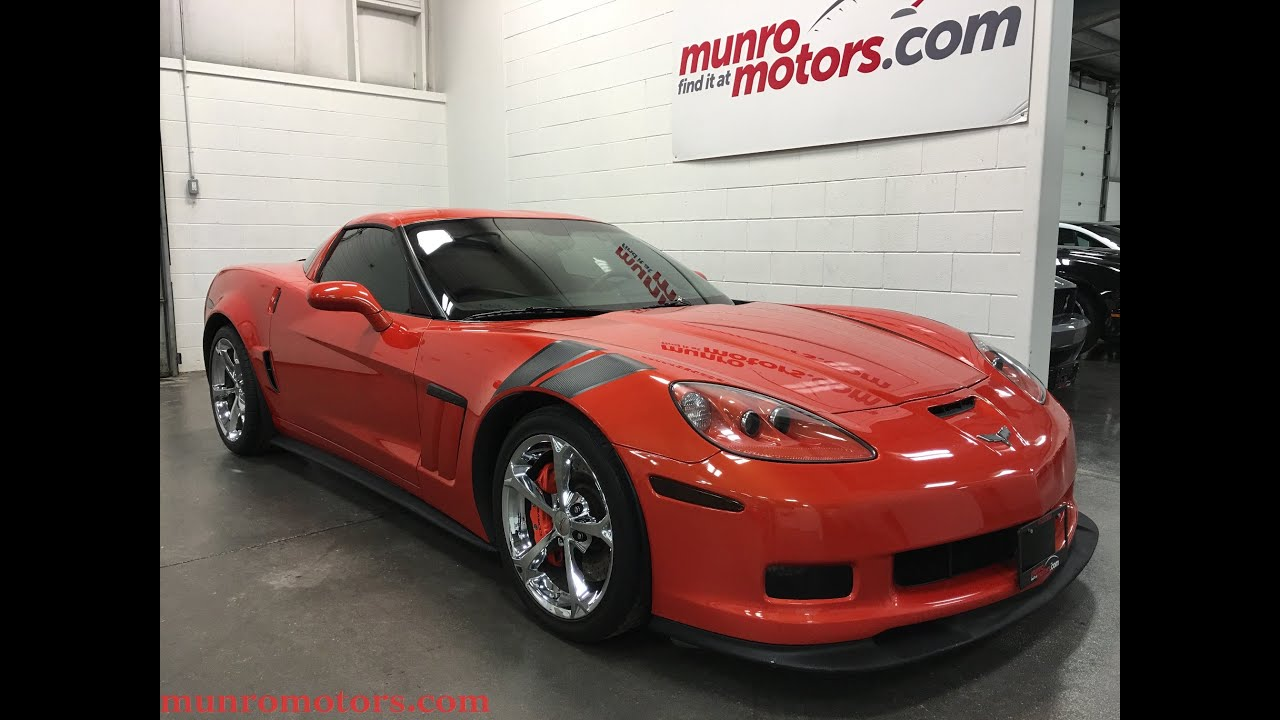 2012 Chevrolet Corvette Grand Sport 3lt 1sc Sold Targa Hud