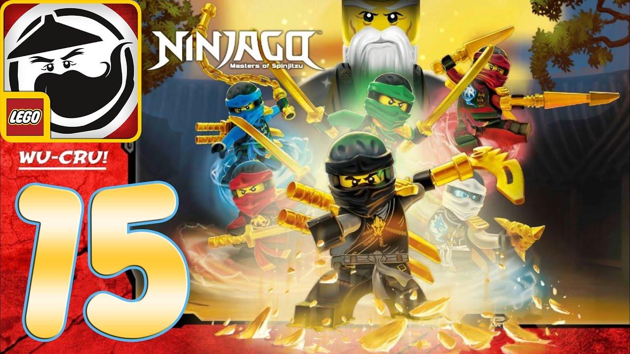 LEGO Ninjago WU CRU - Gameplay Walkthrough Part 15 (ios ...