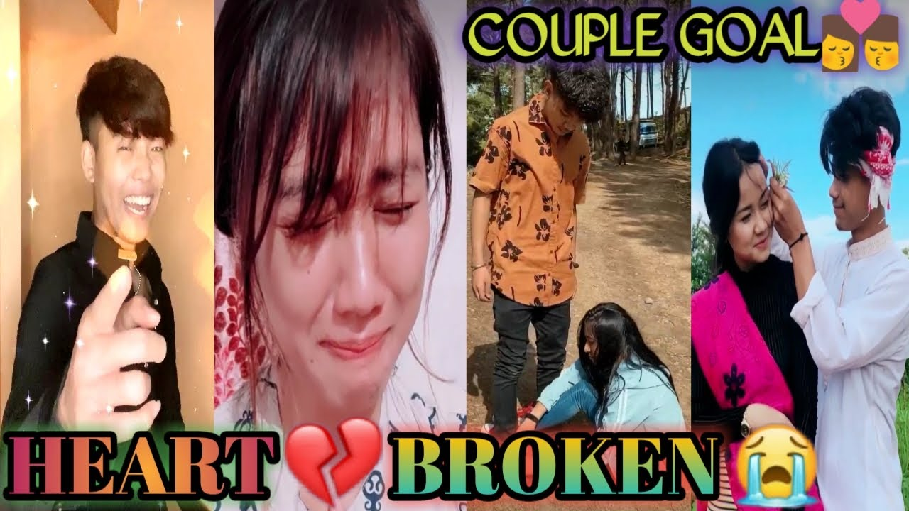 🔥Couple Goal💏 & Heart Broken💔 ● Love❤️ Song🎶 (LIKEE)👍 MANIPUR || Trending Video Collection Ep.88.