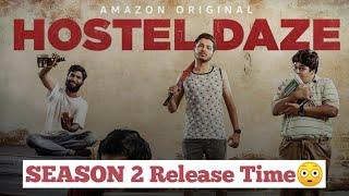hostel daze release time | hostel days release time | hostel daze amazon prime | filmi brother