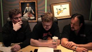 Robb, Mike and JP answer Reddit's questions! Pt  1