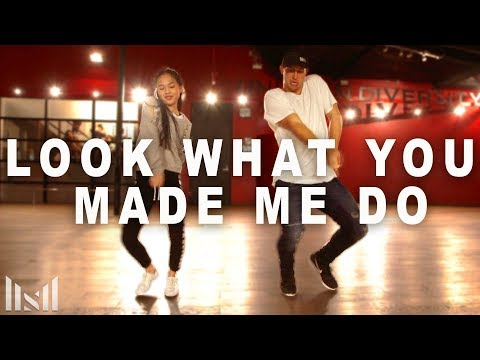 "TAYLOR SWIFT - ""Look What You Made Me Do"" Dance 