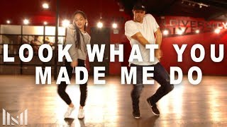 TAYLOR SWIFT - 'Look What You Made Me Do' Dance | Matt Steffanina ft AC Bonifacio