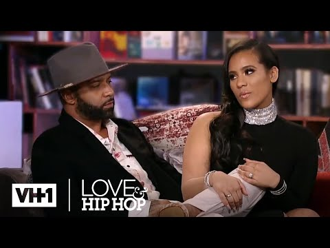 Cyn Opens Up About Being In Therapy | Love & Hip Hop: New York