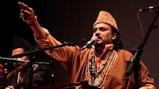 Sabri Brothers - Amjad Sabri - Qawwali at Trafo - 6