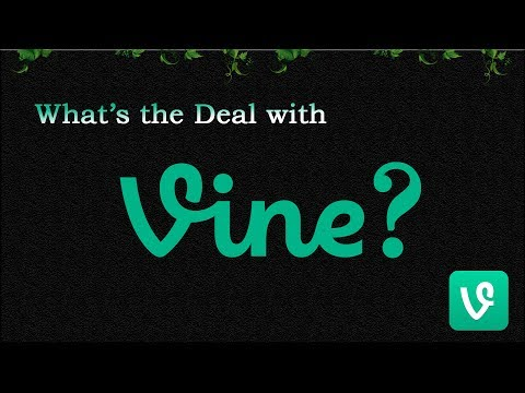 What's the Deal with Vine?