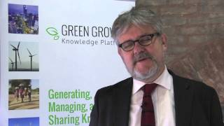 Jan Olsson on the importance of fiscal policy to the green economy transition