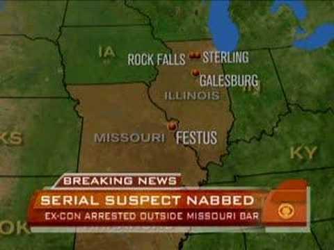 Serial Killer Suspect Caught