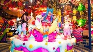 Kawaii Monster Cafe в Токио, Харадзюку