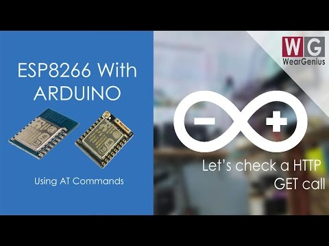 Connecting ESP8266 with Arduino   AT Commands