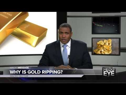 Why the Surge In Gold Is Just Beginning