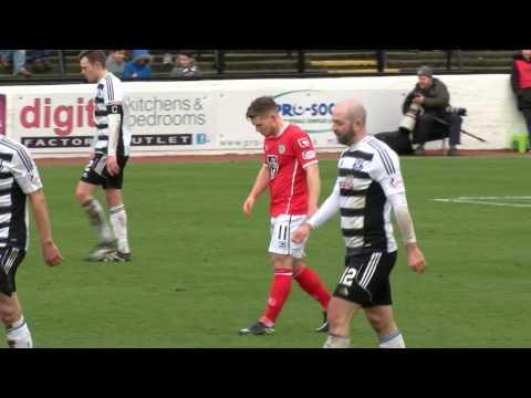 SPFL Championship: Ayr United v Saint Mirren