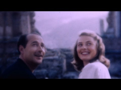 Ingrid Bergman's Home Movies