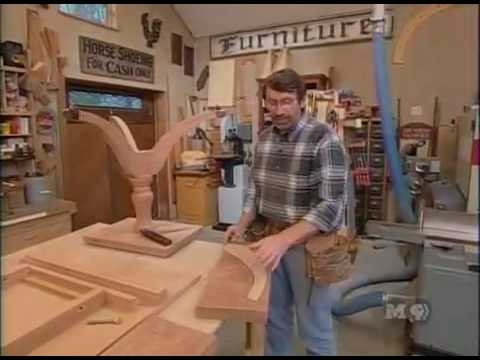 New Yankee Workshop S16E11 The Dining Table