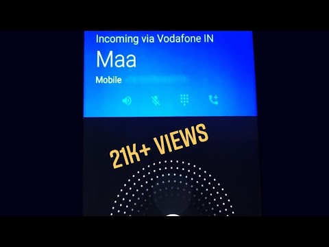 Call you later MAA ...