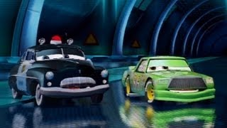 Playstation 3 Cars 2 Video Game - Sheriff Can