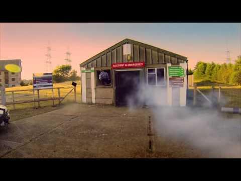 Top Gear S22E03 Hammond Ambulance
