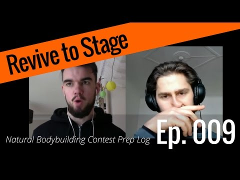 009: Revive to Stage - The 'Marination' Phase