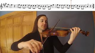 Song of the Wind Violin Duet Play-a-Long