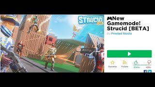 ROBLOX STRUCID NEW GAMEMODE KING OF THE HILL NO MOR EGUNGAME YAYYY!!!!
