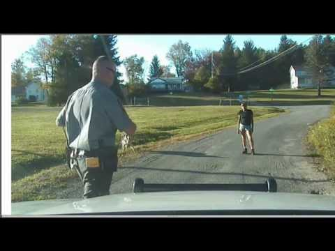 Police Brutality Tioga County