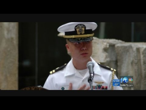 Navy Lt. Cmdr. Edward Lin to stand trial on spying charges