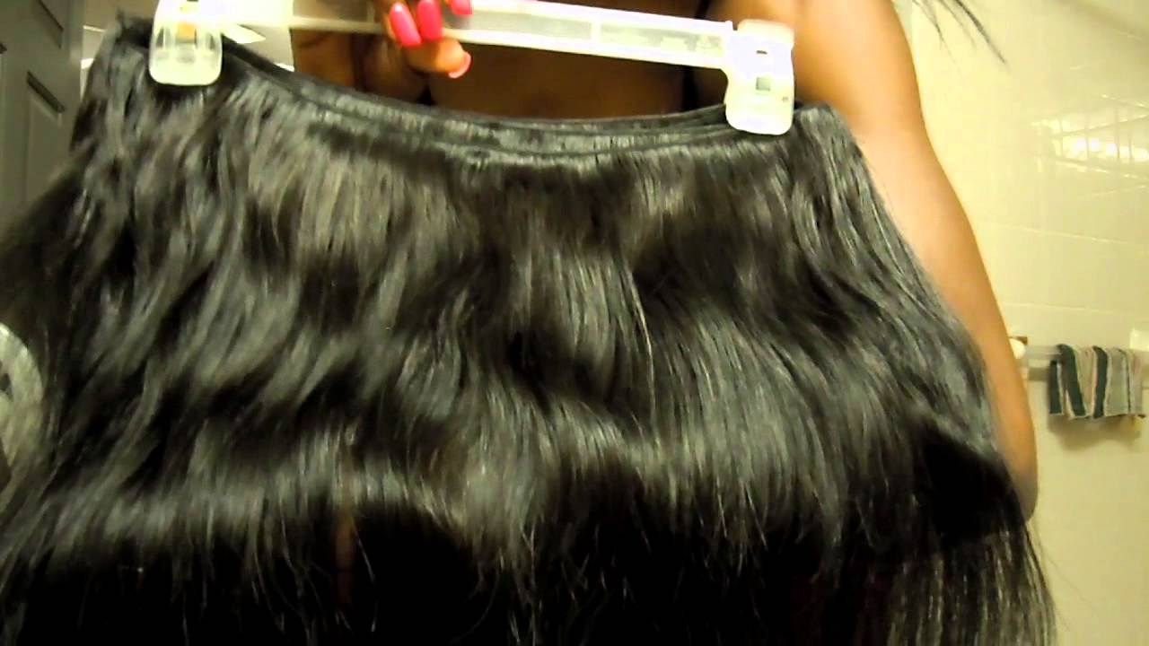Bringing Your Brazilian Hair Back To Life Youtube