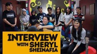 Interview with Sheryl Sheinafia