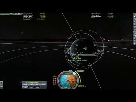 KSP - Asteroid Redirect Mission Part 1