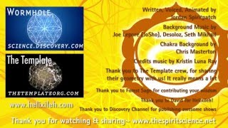Spirit Science Episode 17 ~ Universal Geometry ~ Slow Version