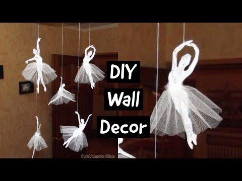 DIY WALL  DECOR   diy wall hanging ideas   parul pawar
